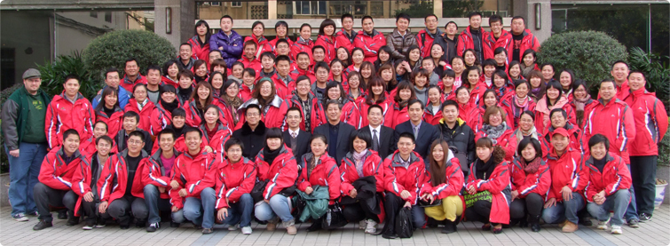 Access china travel team